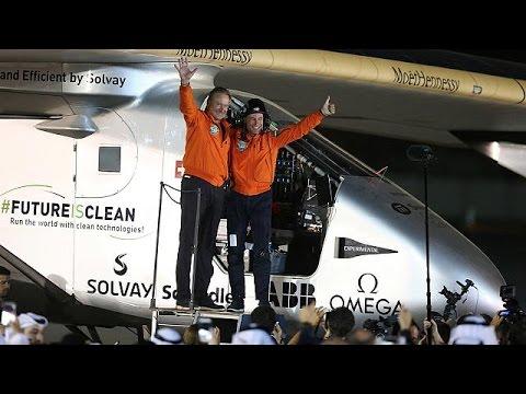 Solar Impulse: «Ο Γύρος του Κόσμου» με μοναδικό καύσιμο τον Ήλιο! – economy