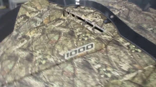 7. 2016 Can Am Commander 1000 Mossy Oak Hunting Edition UU154 038