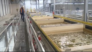 Nanaimo's New Water Treatment Plant