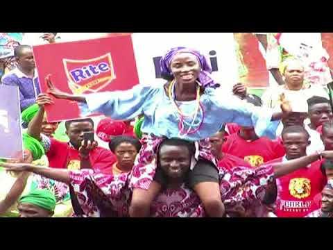 Bobagunte Obinrin Akile Ijebu At ojude oba festival 2017