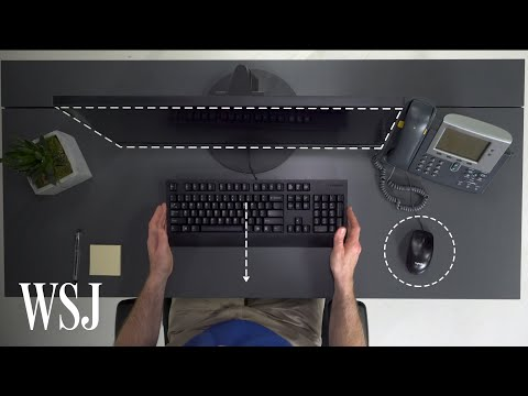 Desk Ergonomics That'll Help You Avoid Spine Problems