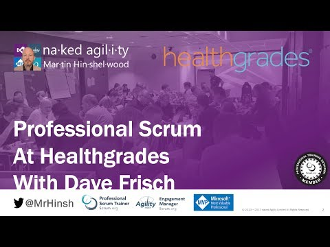 nkdAgility Healthgrades Interview Dave Frisch