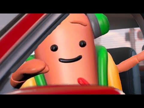The Baby Driver Trailer But Baby Is Replaced Entirely With The Snapchat Hot Dog