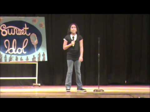 11 Year Old Damani Stand Up Comedy 2009