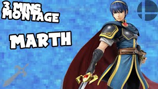 Marth montage (Plz give positive feed, I know I am not good at it :p)