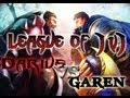 League of 1V1 - EP0.5 - Darius vs Garen ft. Rice Pot & Hareulya