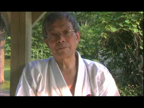 Interview with a Karate Legend: Master T. Okazaki, 10th Dan