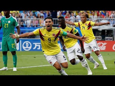 Fußball-WM Gruppe H: Kolumbien und Japan im Achtelf ...