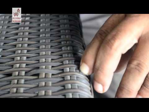 Cách khắc phục bong tróc / Dệt vỡ ghế