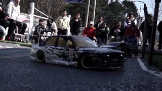 2012 Korea RC Street Drift Challenge 1R
