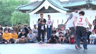 Gucchon & Taisuke vs Nelson & Greenteck – Red Bull BC One Camp Japan 2017 Deadly Duo Semi Final