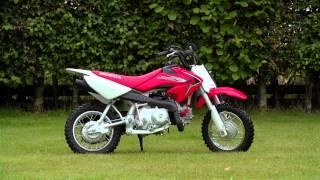 1. Honda CRF50, CRF110 and CRF125 Children's Bikes