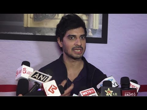 Tahir Bhasin At The Special Screening Of Web Series 'Time Out'