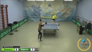 Пышных Н. vs Жирнов А.