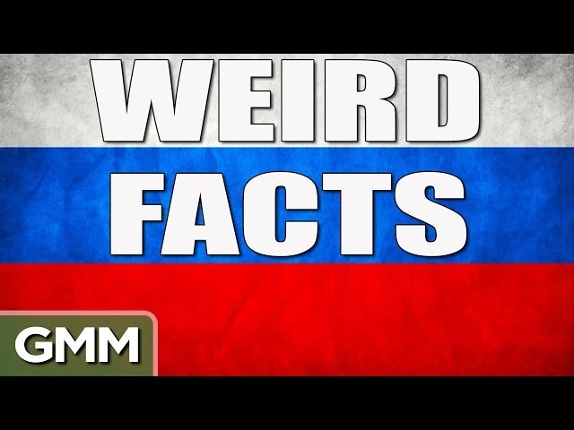 Good Mythical Morning In Spanish : Weird facts about russia allmusicsite