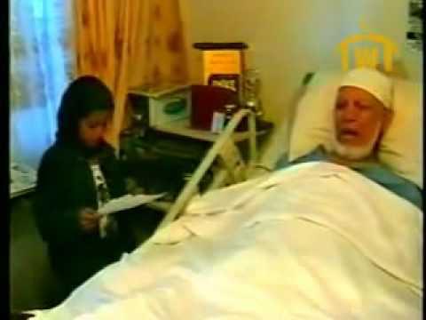 Sheikh Hafiz Ahmad Deedat -- his life and his death Tribute in english 4/6