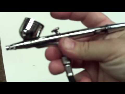 Airbrush Basics - Airbrushes - Best Quality Airbrushes - Lowest Prices!