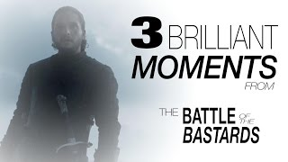 Video 3 Brilliant Moments from the Battle of the Bastards MP3, 3GP, MP4, WEBM, AVI, FLV Desember 2018