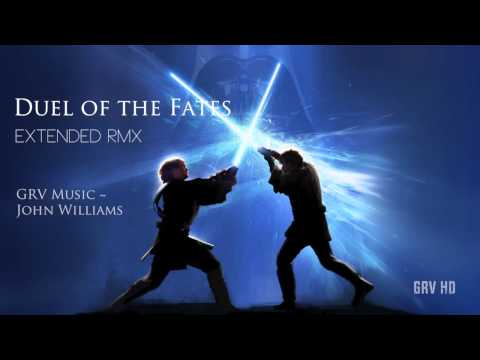 John Williams - Duel Of The Fates [GRV Extended RMX]