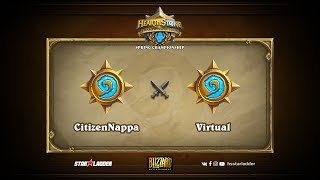Virtual vs CitizenNappa, game 1