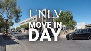 UNLV Move-In Day Recap (2019)