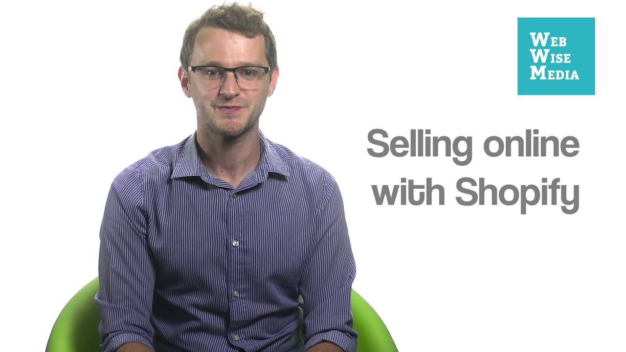 Selling online with Shopify - In a nutshell