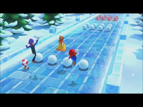 Mario Party 10 Walkthrough Bowser Challenge Highest Rank By