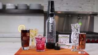 Compact Sparkling Beverage Maker –  Powered by SodaSparkle™ Commercial Video Icon
