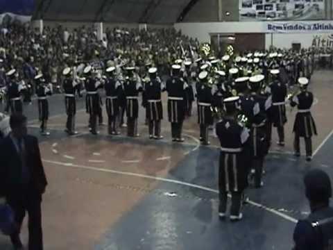 BM BARROS CORREIA 1ª ETAPA EM ALTINHO 2012 ( SAÍDA)