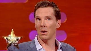 Video Benedict Cumberbatch Drops Big 'Avengers: Infinity War' Hint | The Graham Norton Show MP3, 3GP, MP4, WEBM, AVI, FLV Mei 2018