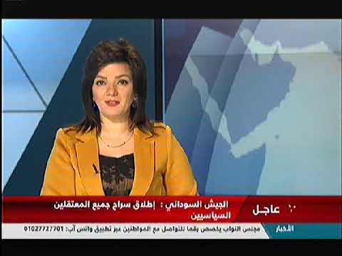 قناة النيل للاخبار نشرة الثانية - وزير النقل يستقبل كلا من سفيري بريطانيا وكندا بالقاهرة لبحث سبل التعاون