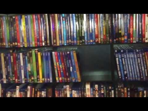 My Entire Disney Blu-ray & DVD Collection