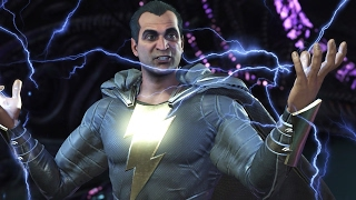 Black Adam vs. Batman