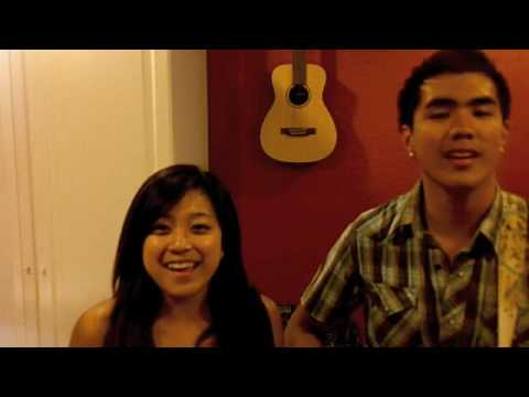 Lucky Cover (Jason Mraz ft. Colbie Caillat)- Alexa Yoshimoto & Joseph Vincent