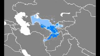 Uzbek is a Turkic language and the official language of Uzbekistan. It has between 20 and 26 million native speakers and is spoken by the Uzbeks in ...