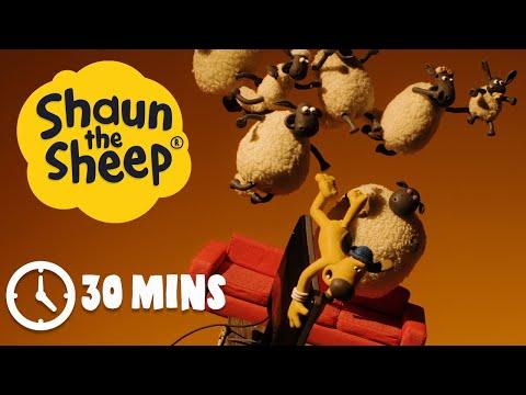 Shaun the Sheep - Season 3 - Episodes 1-5 [30 MINS] (видео)