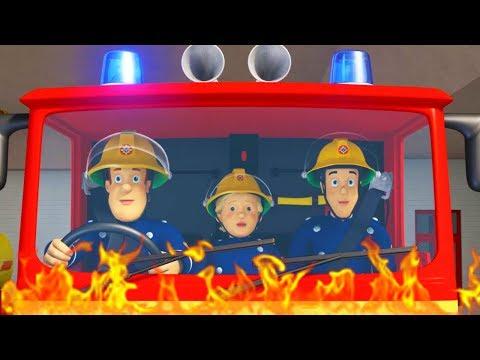 Sam il Pompiere italiano nuovi episodi | Una situazione appiccicosa - Al Fuoco!  🔥 Cartone