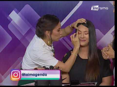 Aprenda a maquillar usando sus dedos
