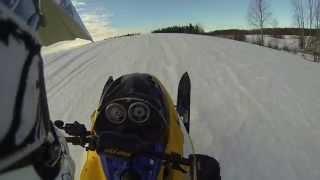 6. GoPro 3 HD 1080p Ski-doo Rev X-RS 800 P-Tek