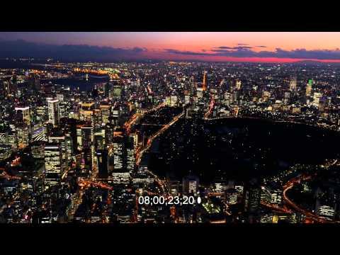 4K東京空撮素材 Tokyo Aerial 4K footage