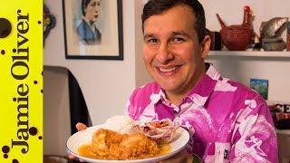 Peruvian Chicken Stew  | Martin Morales by Jamie Oliver