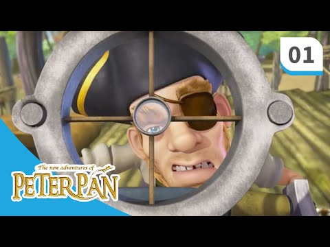 Peter Pan - Episode 1 - Squeaky Clean FULL EPISODE