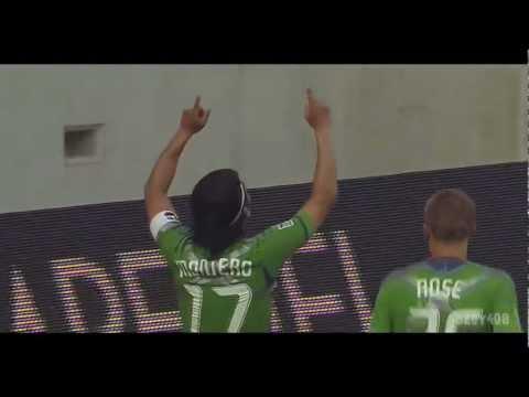 Fredy Montero   Goals & Skills   Seattle Sounders   2012