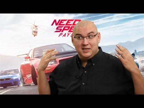 Обзор Need for Speed: Payback - лучший NFS за годы? (Полное 4K)
