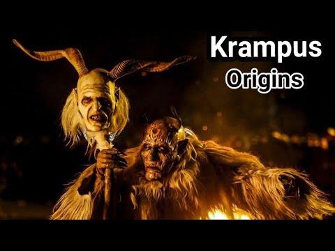 Krampus - Christmas का शैतान | Krampus Devil Origins | Must Watch