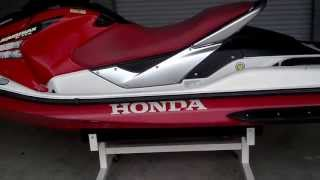 8. Used 2003 Honda AquaTrax R-12X Turbo For Sale Honda of Chattanooga TN / Turbo PWC For Sale
