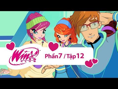 Winx Club - Winx Công chúa phép thuật - Phần 7 Tập 12 [trọn bộ] - Thời lượng: 22 phút.