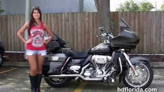6. Used 2011 Harley Davidson Road Glide Ultra for sale in Tampa Florida USA