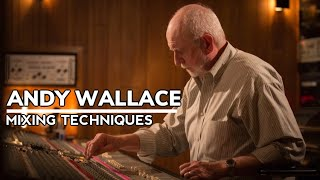 Video Music Production - Andy Wallace Mixing Techniques MP3, 3GP, MP4, WEBM, AVI, FLV Desember 2018