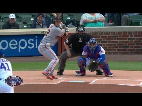 Video: 5/22 MLBN Showcase: Giants vs. Cubs